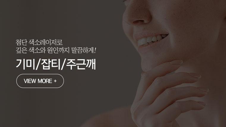 기미/잡티/주근깨